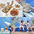 三重早午餐|藍洋洋 lazy brunch|三重巷弄美食|親子友善餐廳|食材嚴謹、餐點色香味俱全