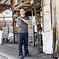 永隆炭行|台北萬華 捷運龍山寺站|老闆服務親切價格實在,一直炭、備長炭、燒烤用炭通通有