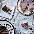 起士公爵 彌月蛋糕客製化服務|雪釀香芋乳酪蛋糕 朱古力圓舞曲乳酪蛋糕|健康無負擔~新生命誕生的最好祝福