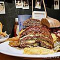 Stan & Cat 史丹貓美式餐廳 忠孝店|超狂重量級漢堡!5.5盎司牛肉漢堡讓我飽到天靈蓋|姊妹早午餐約會,東區美式餐廳推薦