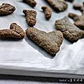 餅乾食譜|烘焙初學者也能一次成功的手工餅乾|黑芝麻餅乾,幼兒點心好選擇