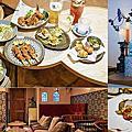 台北必去異國風情餐酒館 Mok Room|姊妹們在東區巷弄內的秘密基地,下午茶到宵夜場都不必轉移陣地!