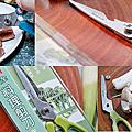 3M Scotch 可拆式廚房剪刀|生食、熟食安全料理剪刀,分開使用安心衛生|開瓶、開罐、小刀,一支搞定