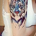 【Bling Tattoo】刺青彩繪貼紙體驗!