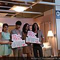 2014/8/26 妮妮-魔女搶頭婚記者發佈會