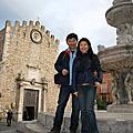 2011, 12月7日, Taormina, Sicily