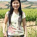 2008, 6月  12th, 義大利, Umbria, Spello庭園花卉節, 雨中的Assisi, Foligno小鎮的Pizza店, Montefalco的夜景, 及Cortona & Perugia Pizza (含我的粉彩畫畫)