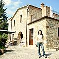 2008, 6月 6th, 義大利, Toscana,我們在托斯卡尼鄉間溫馨的家@Montalcino蒙塔奇諾 - 義大利頂級紅酒的故鄉!
