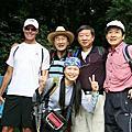 2009, 6月 5th, 苗栗, 加里山 Hiking with old friends !!