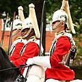 2011, 5月28日 女王的騎兵@ London, UK