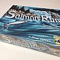 玩具娛樂-桌上遊戲-Salmon Run開箱