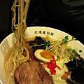 201202大直玫瑰緣別館拉麵