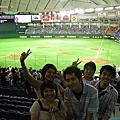 造訪東京巨蛋