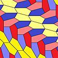 業餘數學家協助解答的難題︰怎樣用五邊形來密鋪平面?
