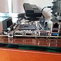 """華擎全球首款AMD Ryzen平台Mini-STX準系統""""DeskMini A 300"""""""
