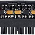 """酷媽(Cooler Master)配合ITX機殼裝機電源線材,ATX 24 Pin彎曲90度轉接(L形轉接)""""Cooler Master ATX 24針90°轉接器"""""""