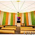 JOJO婚紗 ♥ 外拍景點-埔里紙教堂