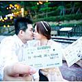 JOJO婚紗 ♥ 外拍景點-三義勝興車站.