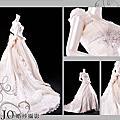 JOJO婚紗 ♥ 禮服發表-2011年新款白紗系列
