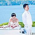 JOJO婚紗 ♥ 幸福見證-子茜&睿賓