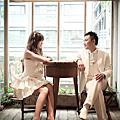 ◆台中婚紗攝影♡JOJO婚紗◆博宇❤怡亭