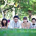 ◆台中婚紗♡JOJO婚紗◆全家福~振豪&廷伊