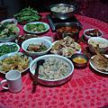2011.02.02.超豐富之年夜飯