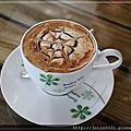 2015/1/15高雄杉林-有閒來聊 客家咖啡庭園(板產屋忠實第)咖啡簡餐&客家美食(須預約)