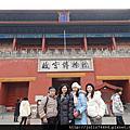 2011年11月北京和好友一起走馬看花