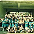 高雄市第十期童軍中級訓練營