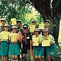 高雄市童軍活動 -- 羅浮、行義活動