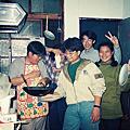 高雄市快樂童軍團 -- 84年團集會 (0219) 烹飪