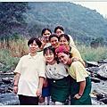 高雄市快樂童軍團 -- 84年團露營 口社國小