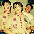 高雄市快樂童軍團 -- 80年團集會 (1020) 芋頭盃卡拉ok大賽