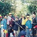 高雄市快樂童軍團 -- 89年童軍分團活動(1230~0102) 跨世紀大露營