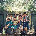 高雄市快樂童軍團 -- 84年團活動 (0521) 和平國中烤肉聯誼