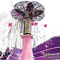 新社「星願紫風車」落成 結合幸福與夢想概念