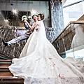 婚禮紀錄~Joe&Vanessa(台北僑園飯店)