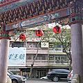 年初二台中松竹寺