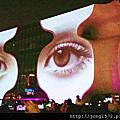 台中國家歌劇院3D光雕之夜