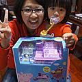 大珊兩歲生日