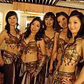 肚皮舞彩妝---艾朵拉舞團