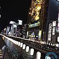 大阪逛街去