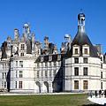 香波堡 Chateau de Chambord