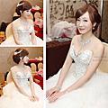 日系彩妝清新柔美風~敏 訂結婚宴造型