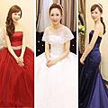韓式彩妝優雅蕾絲~媛 結婚宴造型