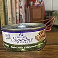 WELLNESS貓罐-SS名廚系列雞肉塊+鮭魚
