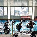 和悅旅遊員工潛水教學日