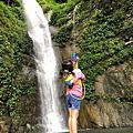 【台東 知本景點】知本林道瀑布