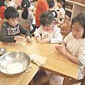107年2月烹飪~楓糖餅乾   含芊老師班